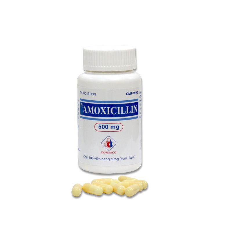 AMOXICILLIN 500MG (KEM-KEM)