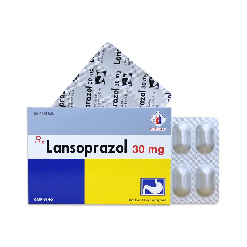 LANSOPRAZOL 30MG