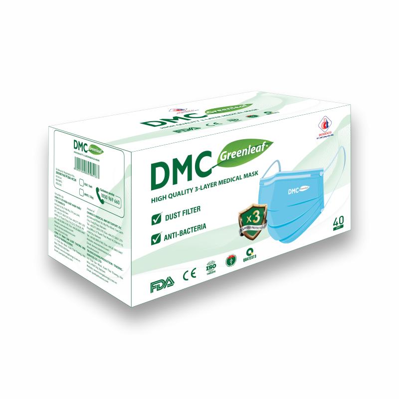 KTYT CAO CẤP 3 LỚP DMC - GREENLEAF