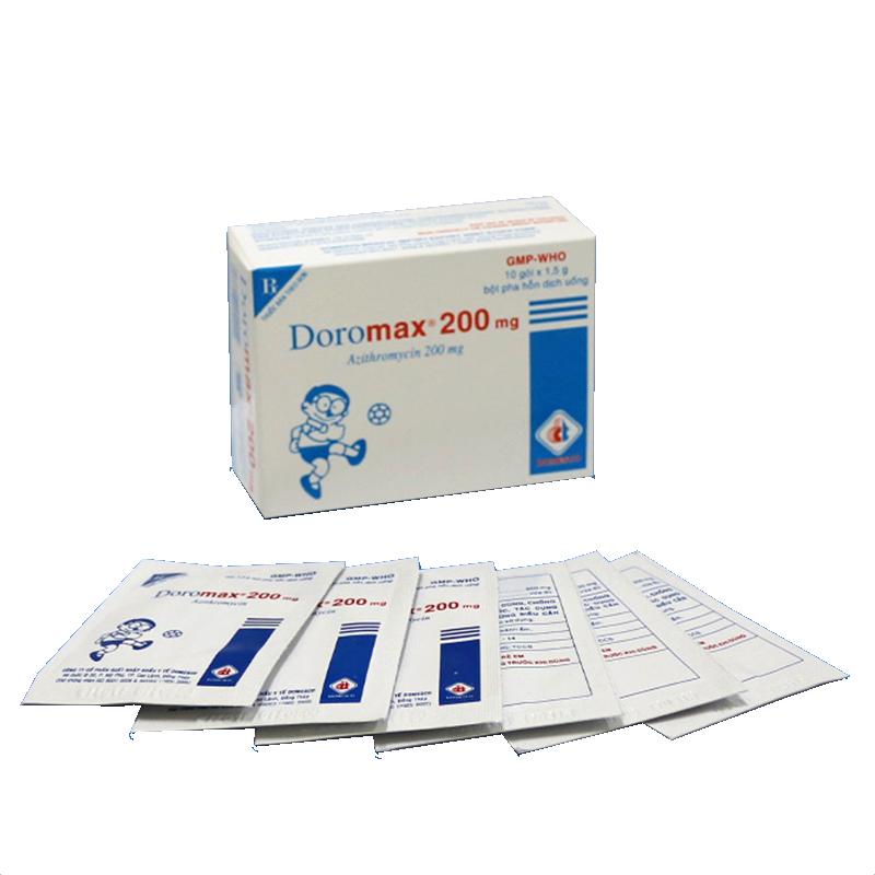 Doromax 200mg (gói)