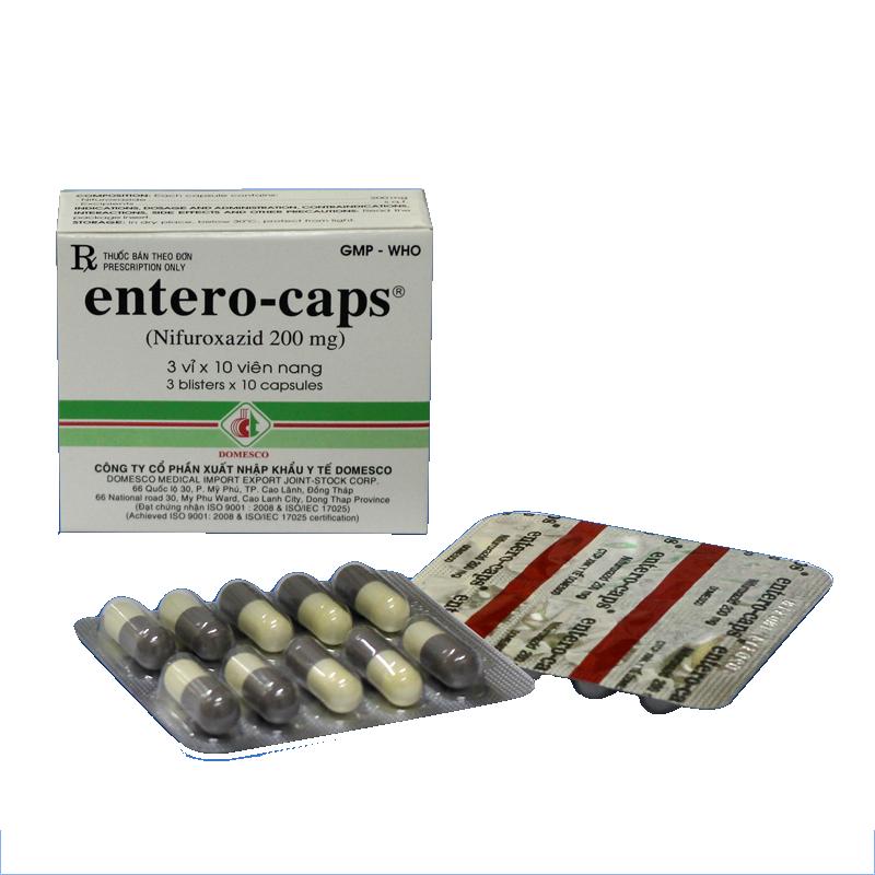 ENTERO-CAPS