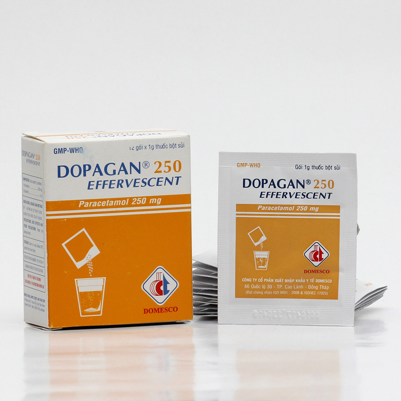 Dopagan-Effervescent 250mg