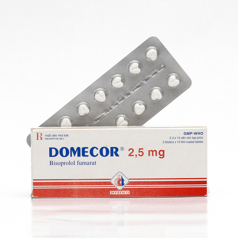 Domecor 2,5 mg