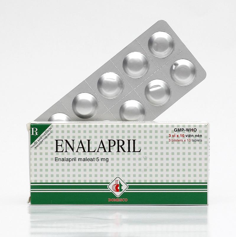 Enalapril 5mg